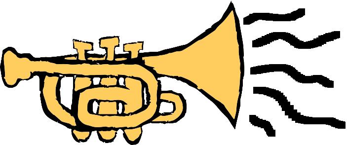 image de trompette