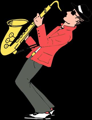 saxophoniste du BHSO